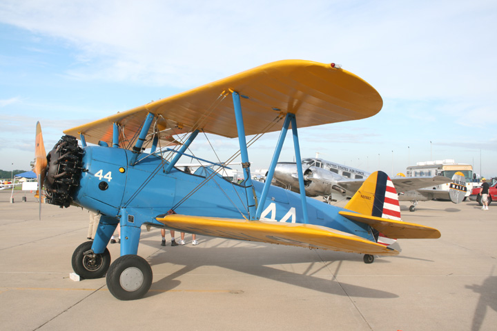 Warbirds and Airshows - Indiana Warbird Photo Gallery